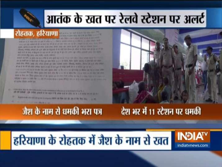 Jaish Threats- India TV