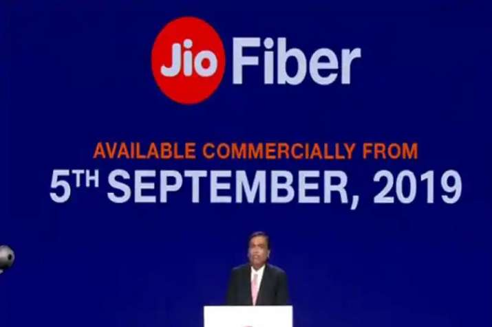 Reliance Jio GigaFiber check availability in your...- India TV Paisa