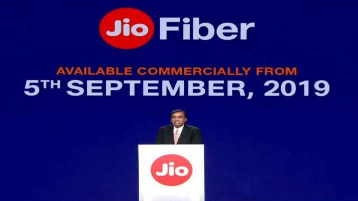 Mukesh Ambani's Jio announces launch of broadband service JioFiber - India TV Paisa