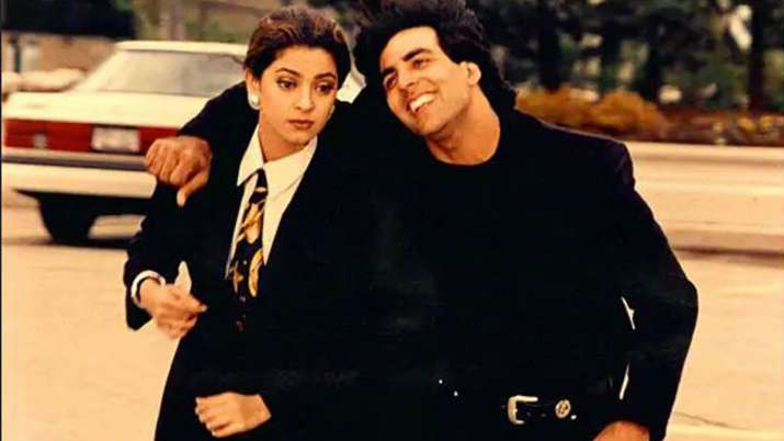 juhi and akshay- India TV