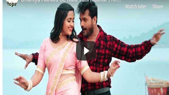 खेसारी लाल यादव और...- India TV