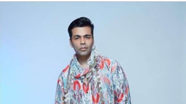 Karan johar- India TV
