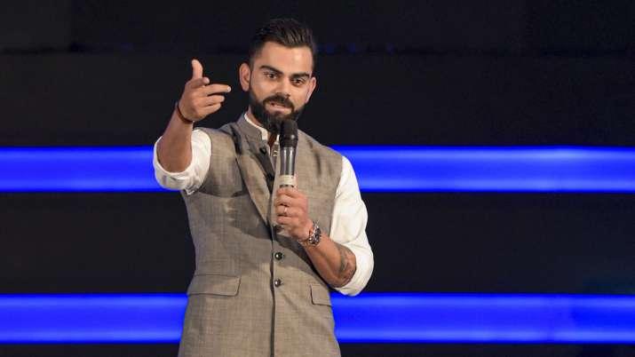 अपने नाम का पवेलियन बनने पर बोले विराट कोहली- कभी सोचा नहीं था कि इतना बड़ा सम्मान मिलेगा- India TV