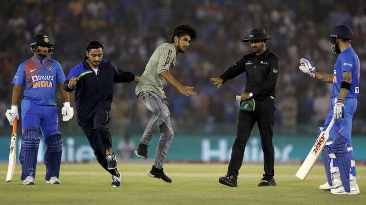 IND VS SA- India TV