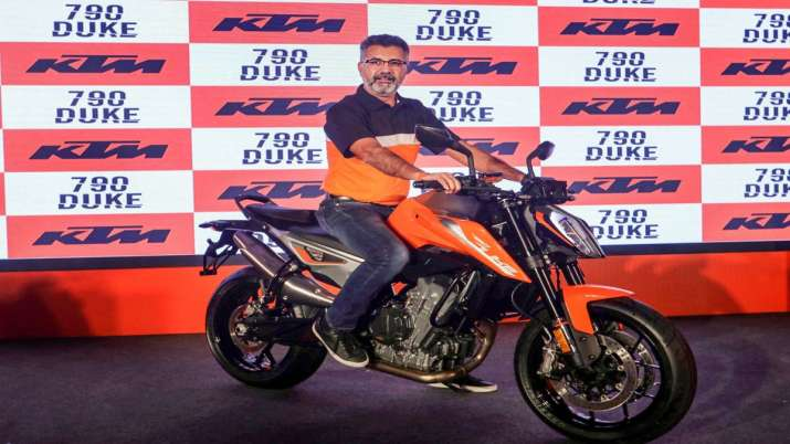 KTM drives 790 Duke into Indian market priced at Rs 8.63 lakh- India TV Paisa