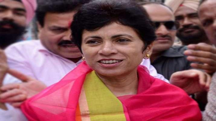 Haryana Congress President Kumari Shelja- India TV