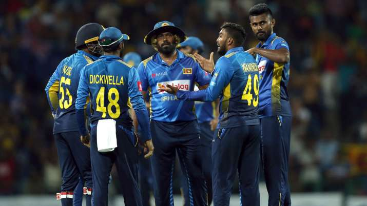 टीम श्रीलंका- India TV