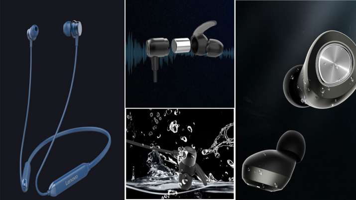 Lenovo launches its latest series of futuristic audio...- India TV Paisa