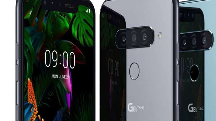 LG G8s ThinQ smartphone launched in India for Rs 36,990- India TV Paisa