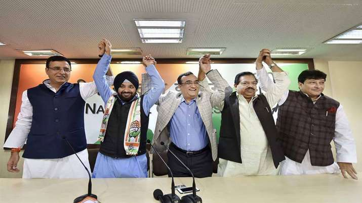 Delhi Pradesh Congress Committee President appointment on table, Leaders reaches 10 Janpath- India TV