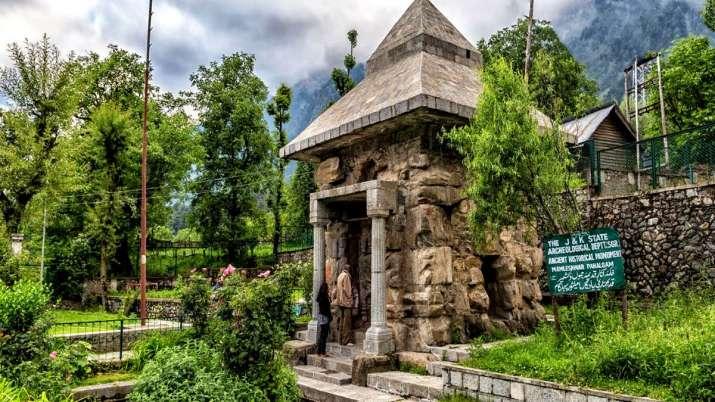 Mamleshwar Temple in Pahalgam- India TV