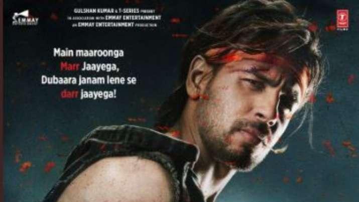Marjaavaan new poster- India TV