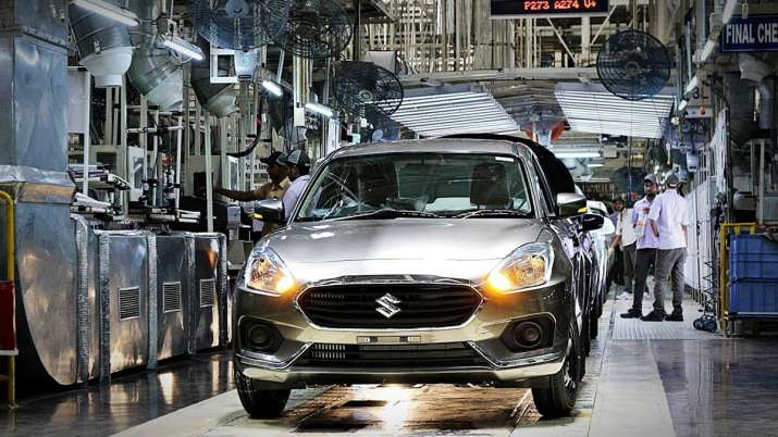 Maruti cuts production for 7th straight month in August- India TV Paisa