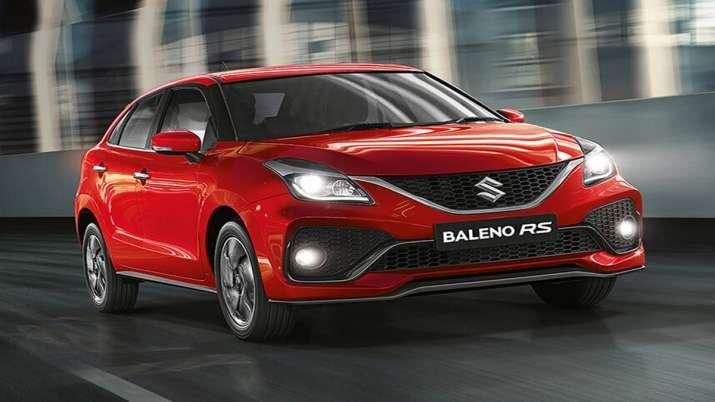 Maruti Suzuki cuts Baleno RS price by Rs 1 lakh- India TV Paisa