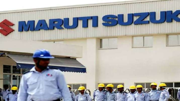 Maruti to halt production at Haryana plants for two days- India TV Paisa