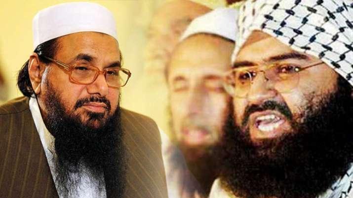 Masood Azhar, Hafiz Saeed, Dawood Ibrahim,...- India TV