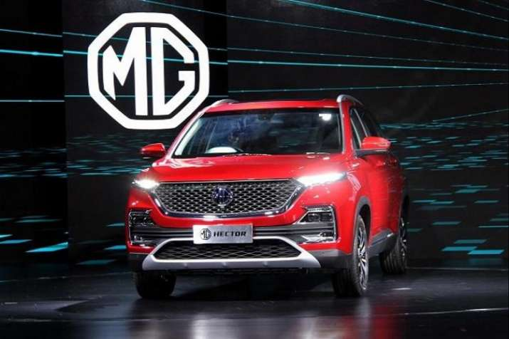 MG Motor India sells 2,018 units of Hector in August- India TV Paisa