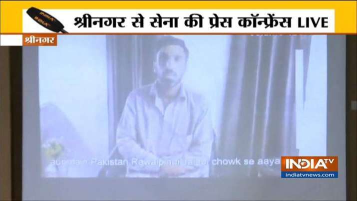 Pakistan Plot uncovered by two arrested terrorists - India TV