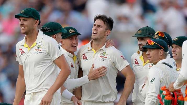 एशेज 2019 लंदन टेस्ट : जोस बटलर ने इंग्लैंड को दी मजबूती, मिशेल मार्श ने झटके 4 विकेट- India TV
