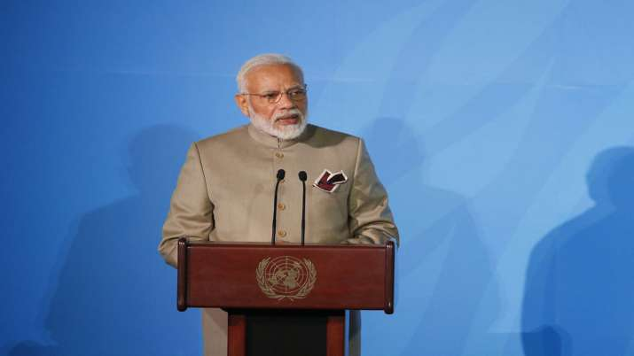 Need not greed India's guiding principle on...- India TV