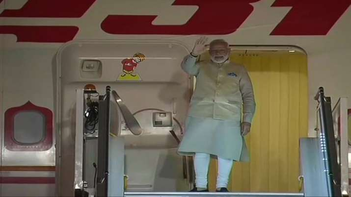PM Modi embarks on a week long tour to the USA- India TV