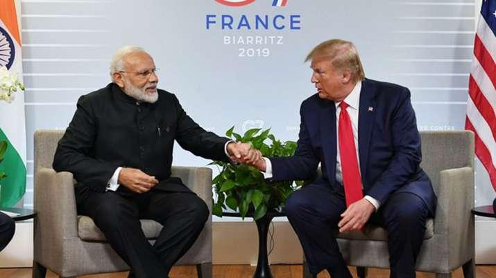 भारत, अमेरिका अधिक शांतिपूर्ण व स्थिर दुनिया के निर्माण में योगदान दे सकते हैं: पीएम मोदी- India TV