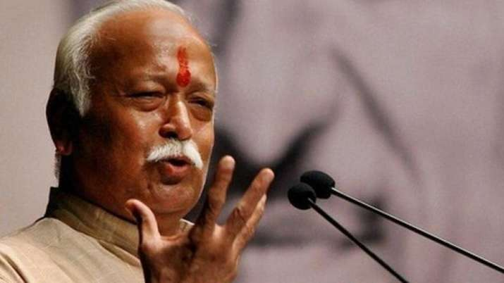 Not a single Hindu will have to leave the country due to NRC, says RSS chief Mohan Bhagwat | PTI Fil- India TV