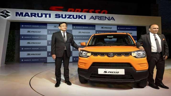 Maruti Suzuki brews its Mini SUV S-PRESSO, ahead of the festive season- India TV Paisa