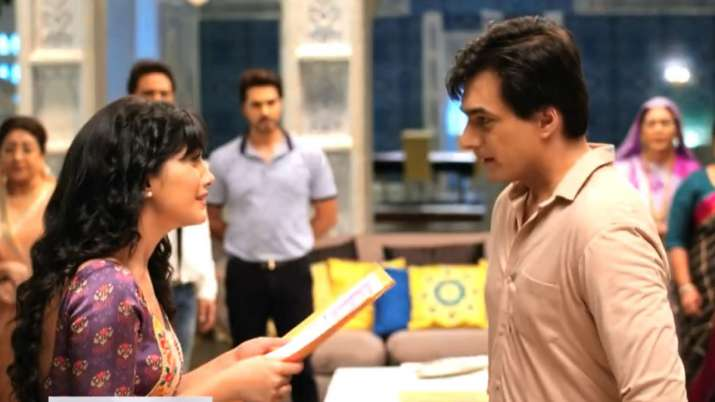 Yeh Rishta Kya Kehlata Hai Written Update 30th...- India TV