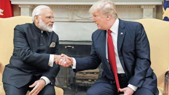 'Delighted': PM Modi on Donald Trump joining him at...- India TV