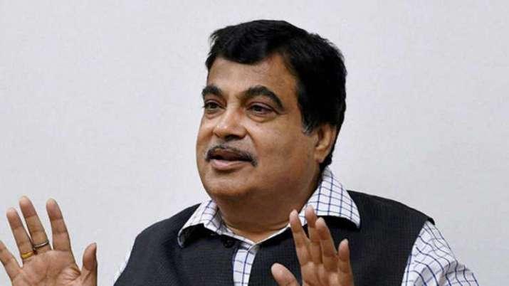Nitin Gadkari- India TV