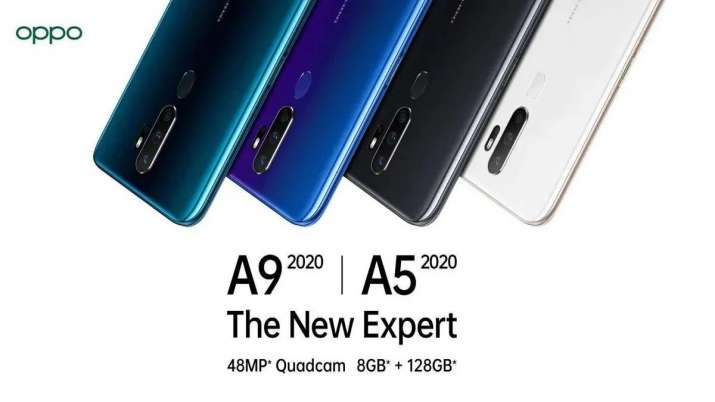 Oppo A9 2020, A5 2020 launched- India TV Paisa
