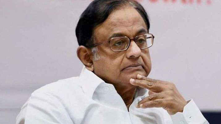 P Chidambaram File Photo- India TV