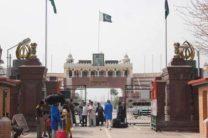 Pakistan Border- India TV