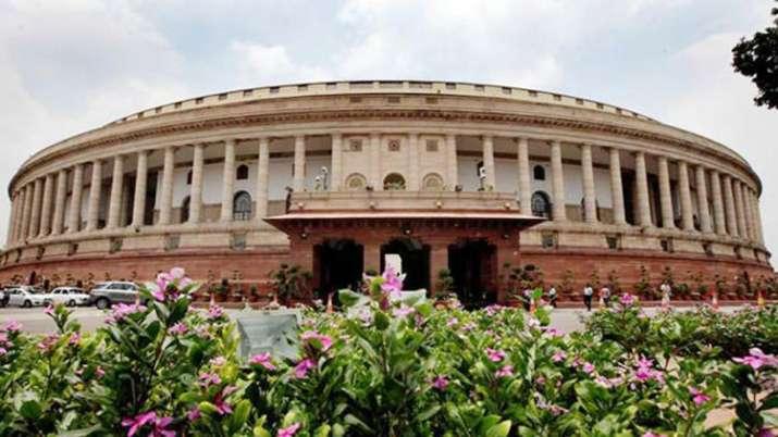 संसद भवन- India TV