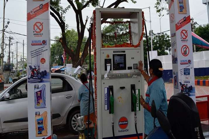 Petrol diesel latest price- India TV Paisa