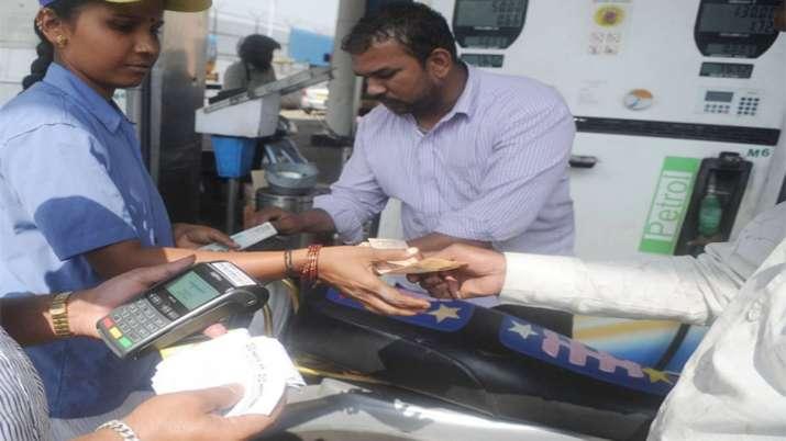 No more discounts on credit card payment at petrol pumps- India TV Paisa