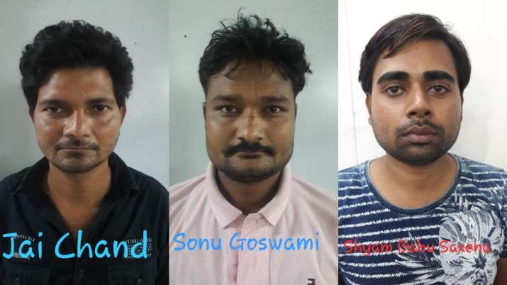 Delhi Police arrested 3 accused with 10 kg heroine - India TV