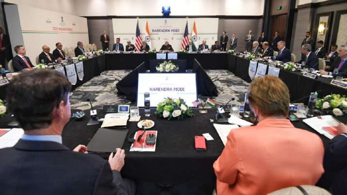 PM Narendra Modi in Houston- India TV Paisa