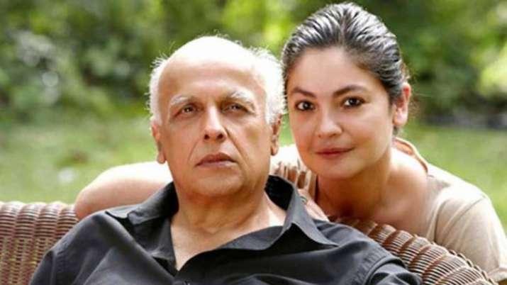 Mahesh bhatt and pooja bhatt- India TV