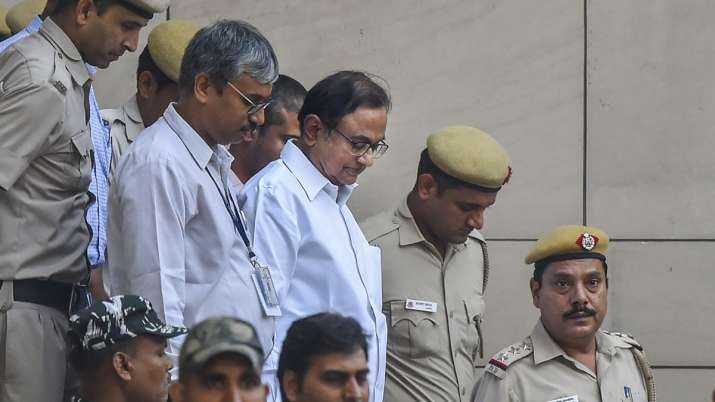 Thursday crucial for P Chidambaram in SC, trial courts- India TV