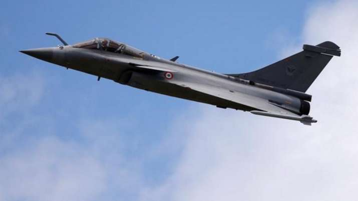 IAF received its first 'acceptance' Rafale combat aircraft from Dassault Aviation- India TV