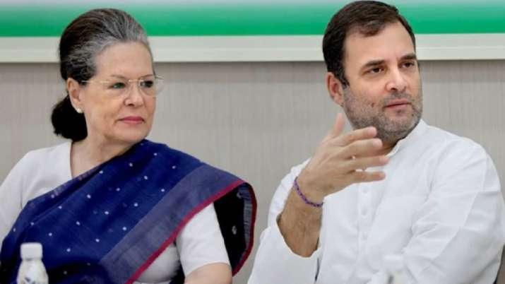 Rahul Gandhi and Sonia Gandhi- India TV
