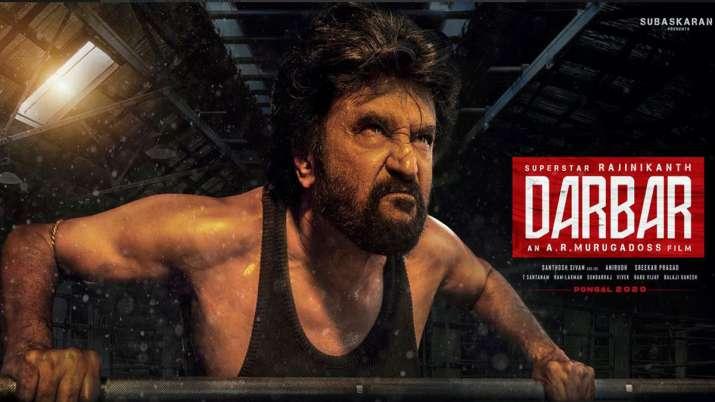 Rajinikanth Darbar Second Look Poster- India TV