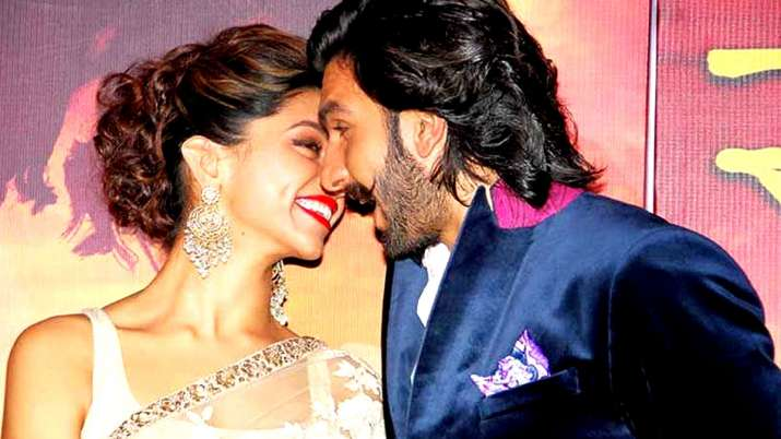 Deepika Padukone and Ranveer Singh - India TV