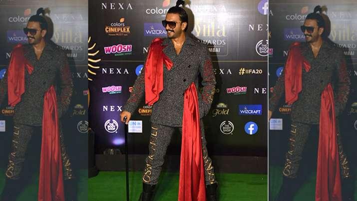 IIFA 2019: Ranveer Singh- India TV