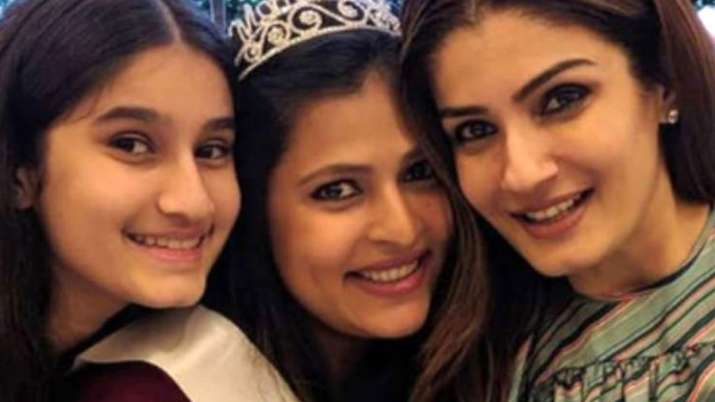 नानी बनने वाली हैं रवीना टंडन- India TV