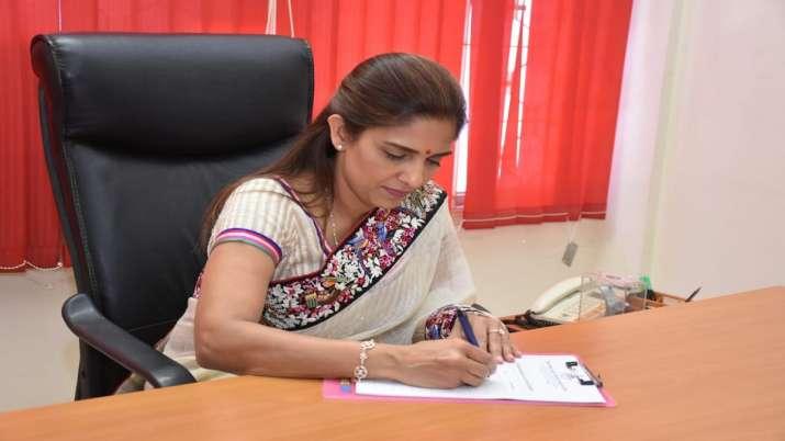 श्रीनिवासन की बेटी...- India TV