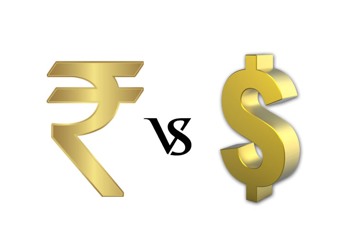 Rupee Vs dollar- India TV Paisa