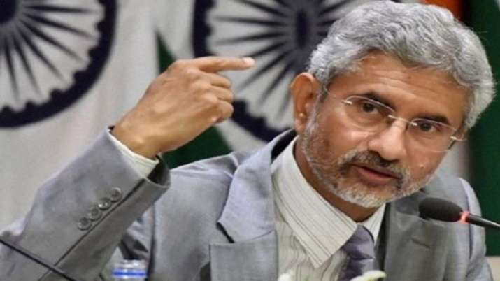 Jaishankar- India TV